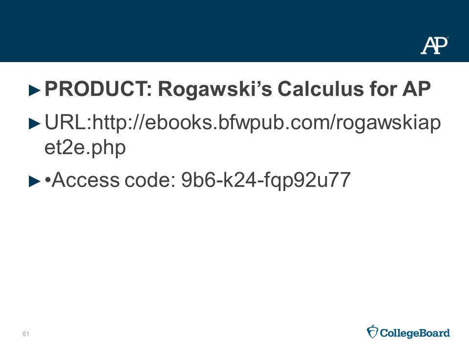Textbooks fast track to a 5 preparing for the ap calculus ab and product rogawskis calculus for ap fandeluxe Choice Image