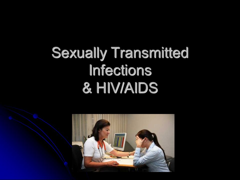 Relationship between hiv aids and sexually transmitted infections