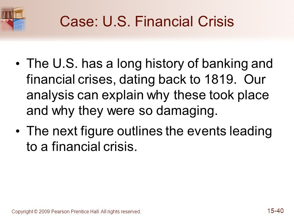 banking crisis and dating games