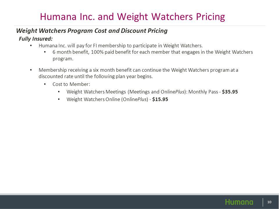 identification weight watchers