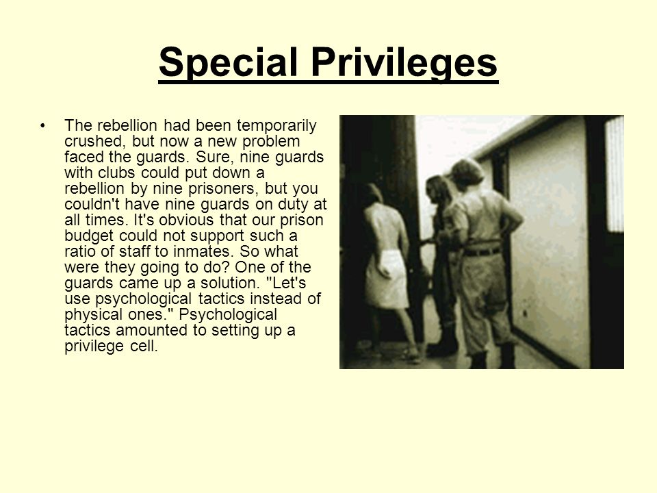 Stanford Prison Experiment - ppt download