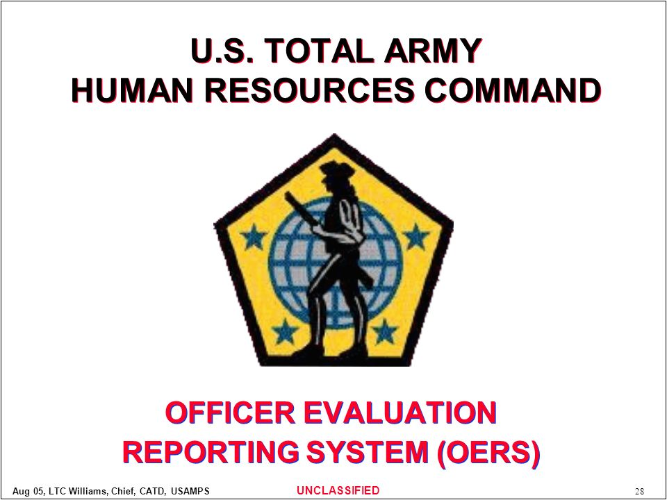 United States Army Human Resources Command - Wikipedia