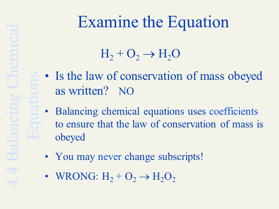 4 calculations and the chemical equation general chemistry