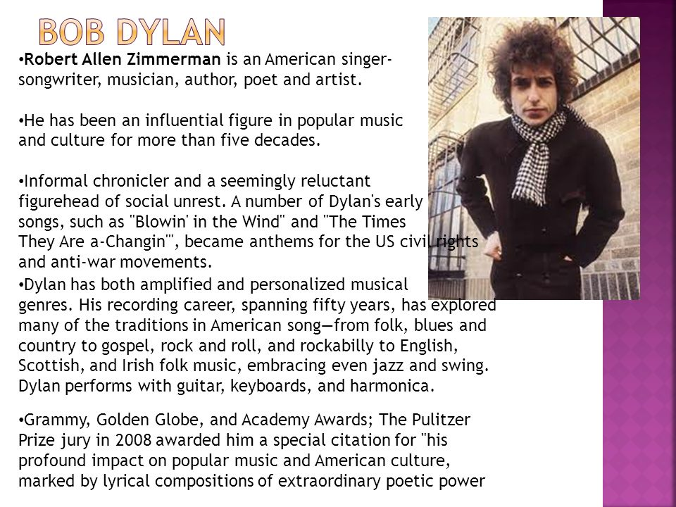 Bob Dylan (American singer-songwriter) Net Worth, Height, Weight, Family, Age, Biography, photos