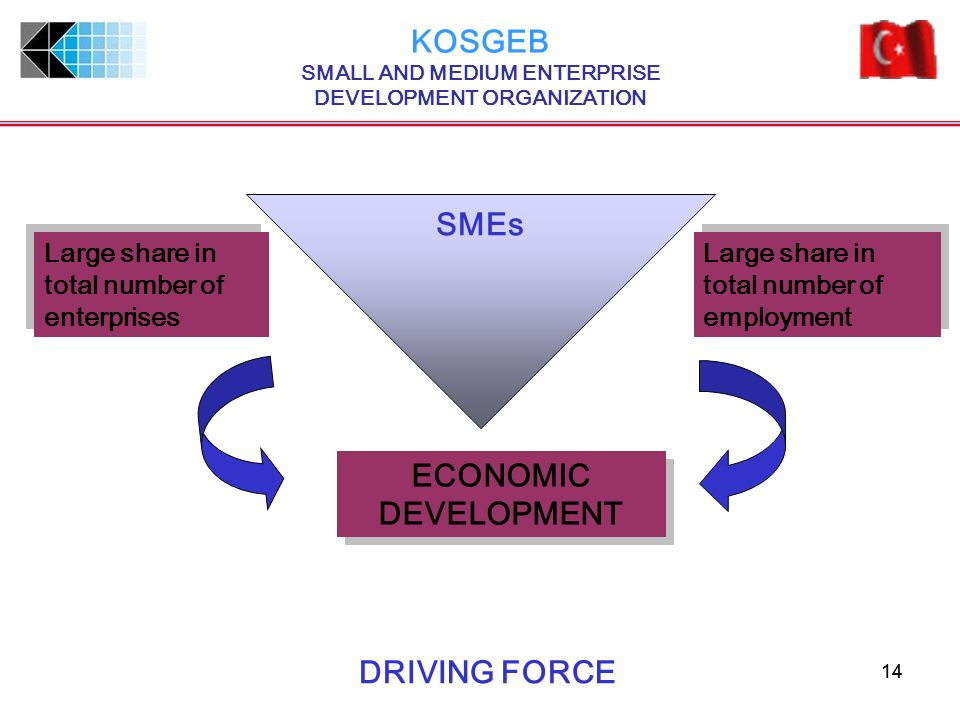 SMALL AND MEDIUM ENTERPRISE DEVELOPMENT ORGANIZATION