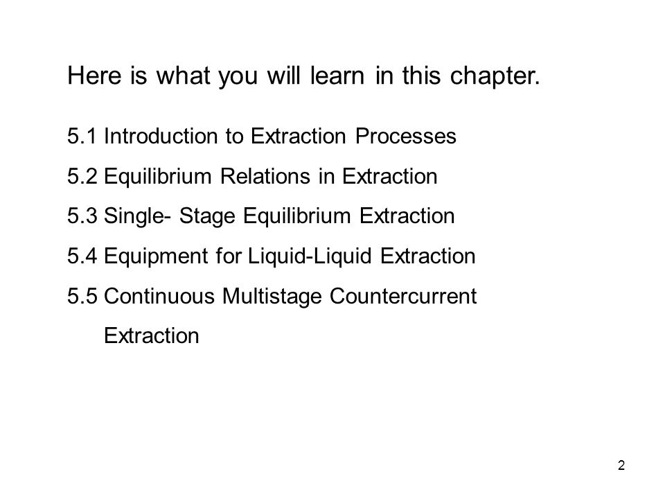 Here is what you will learn in this chapter.