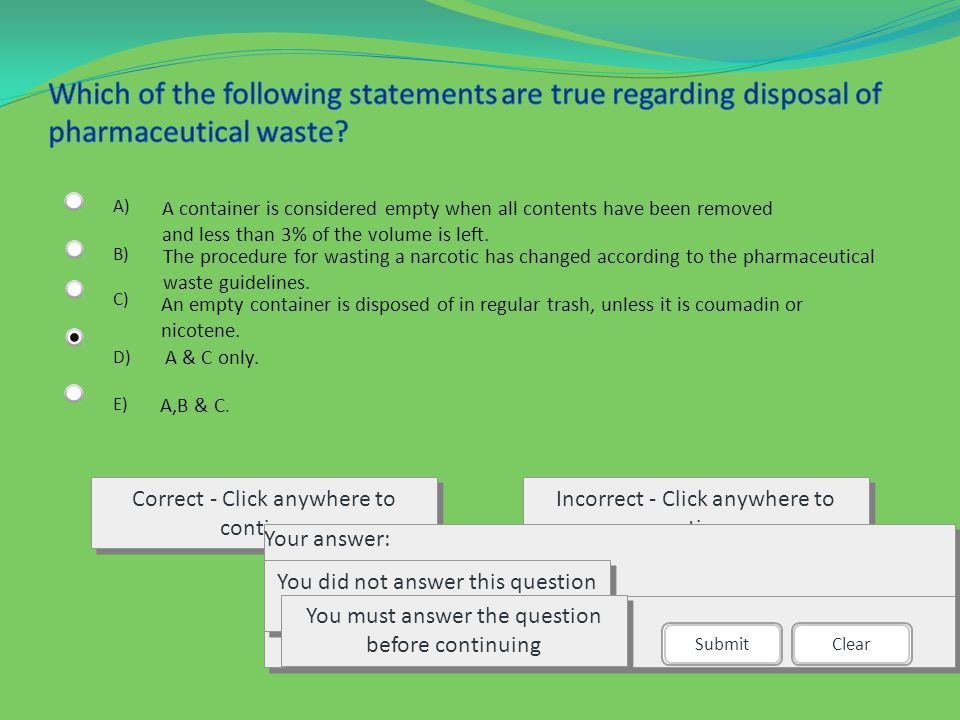 Which of the following is not considered wastewater – Pass ...