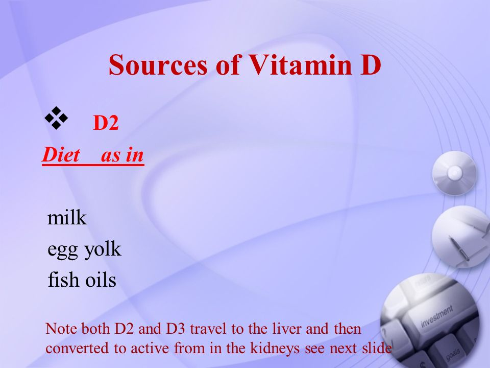 Pharmacology of drugs used in calcium vitamin d for Fish oils are a good dietary source of