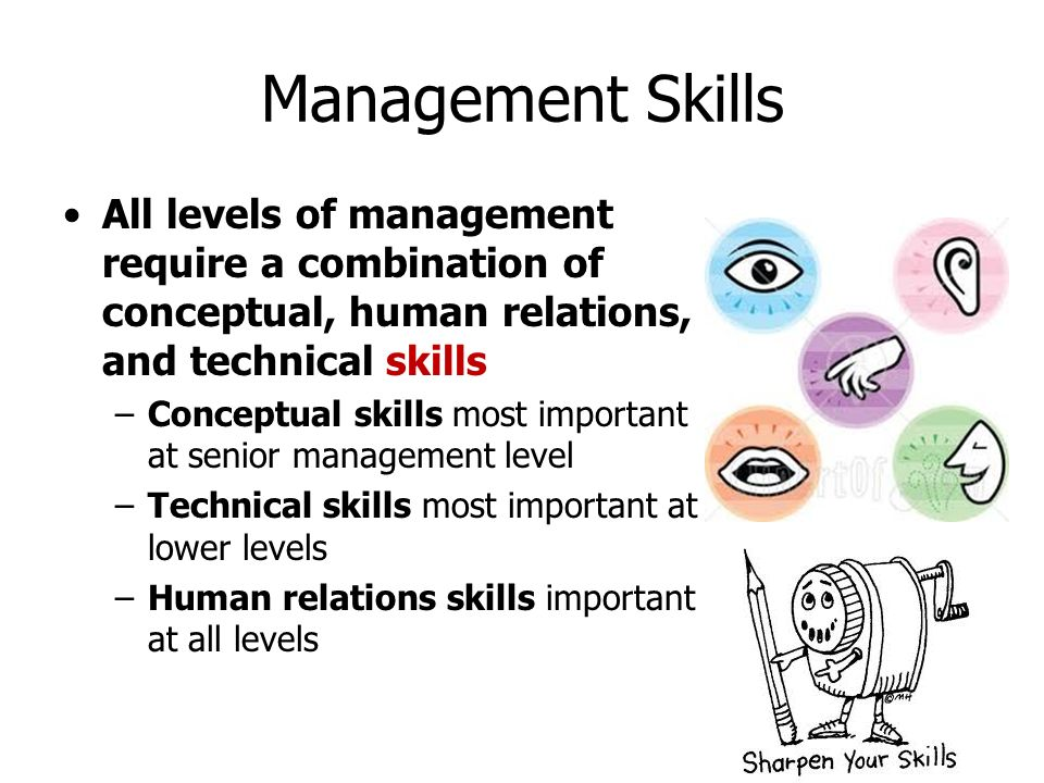 skills management and conceptual skills Conceptual skills are important for managers at all levels and this interactive quiz and worksheet will test your understanding of this skill set.