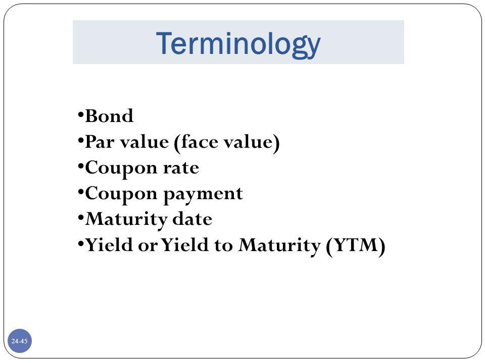 Stock options par value