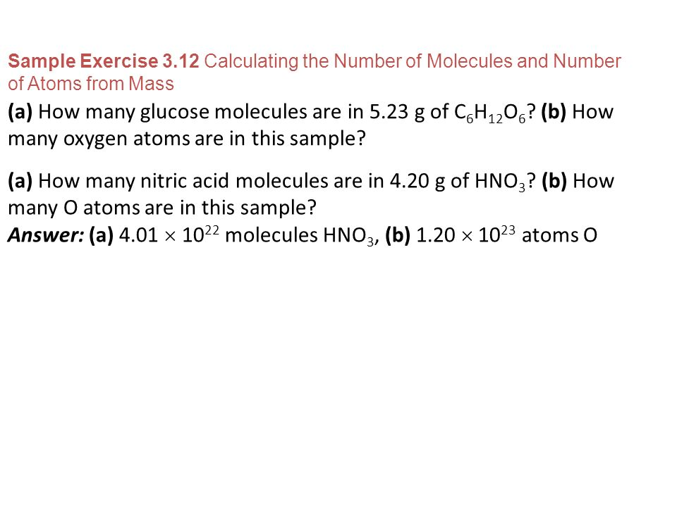 Chapter 3 Stoichiometry: - ppt download