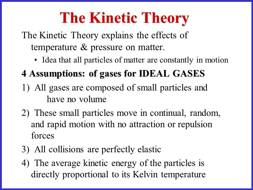 the kinetic theory essay Q 04 l01 (kinetic theory) ch 2 thermal physics igcse ch 2 thermal physics igcse past papers - duration: 3:06 from 9 to 12 gcse.
