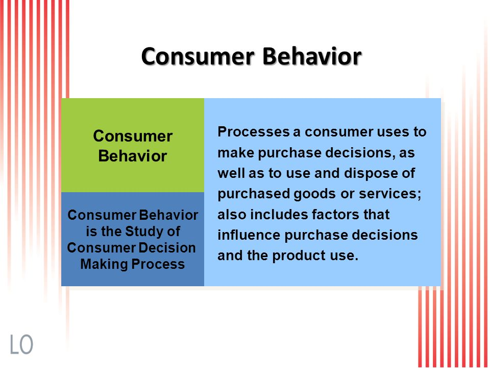 Consumer Behavior Towards Lakme Products