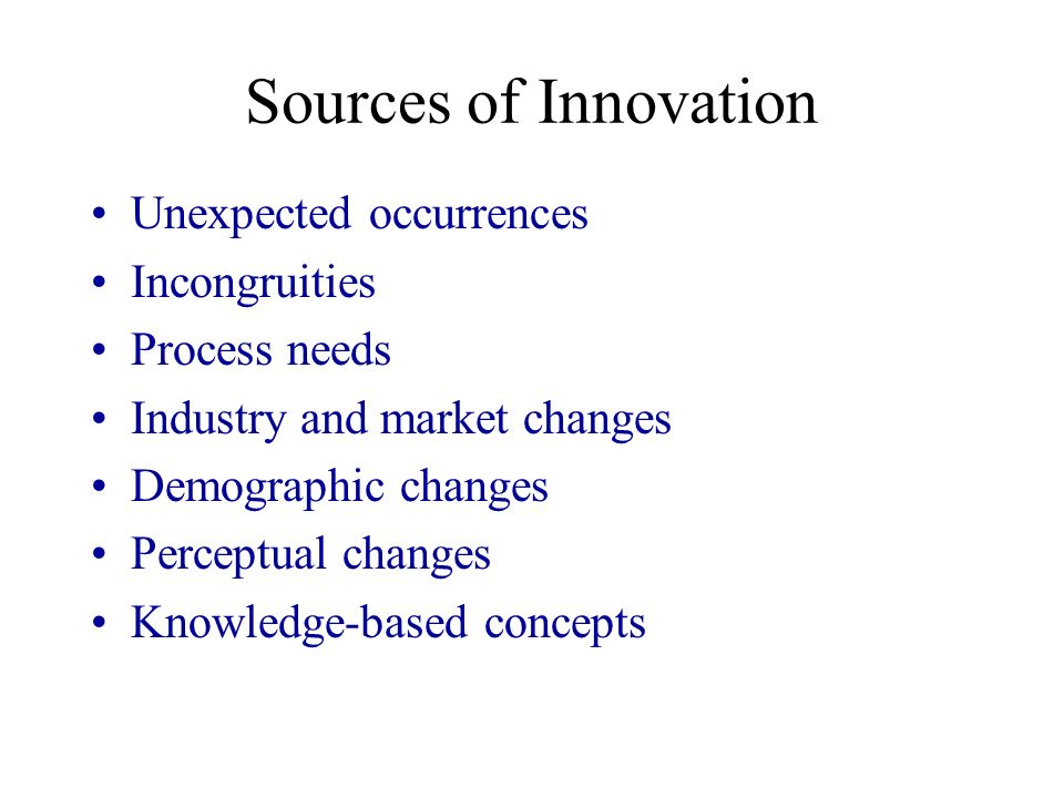 source of innovation Open innovation means innovating collectively through shared ideas and open   open source should continue to be the heart of the internet, so we can all see,.