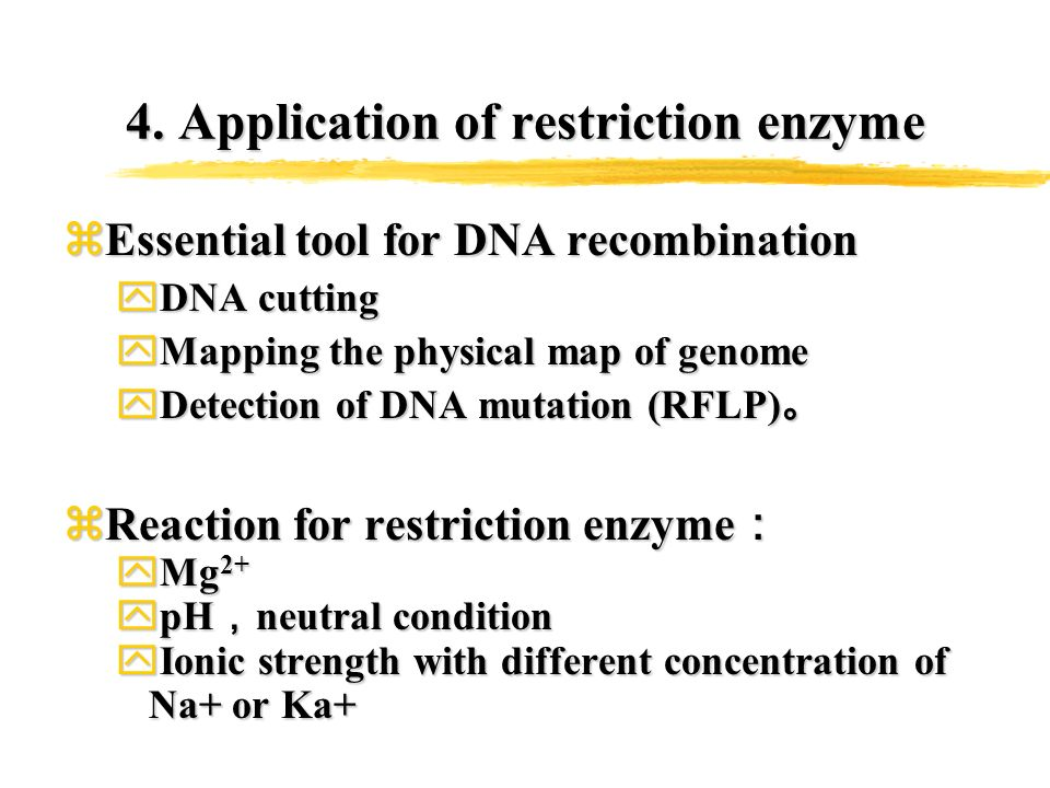 application of enzymes Enzyme immobilization is a technique to produce stable enzymes this is an important technique for storage & use of enzymes for commercial purposes enzymes are bio-catalysts formed inside the body of animals, plant and cells.