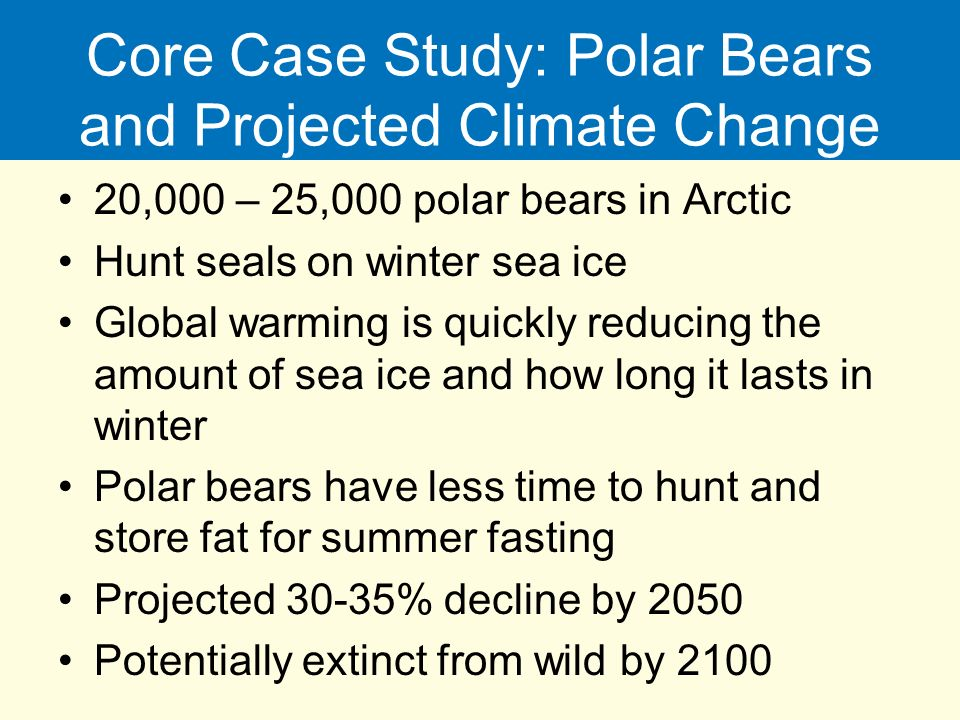 Arctic Case Study Global Warming - SlideShare