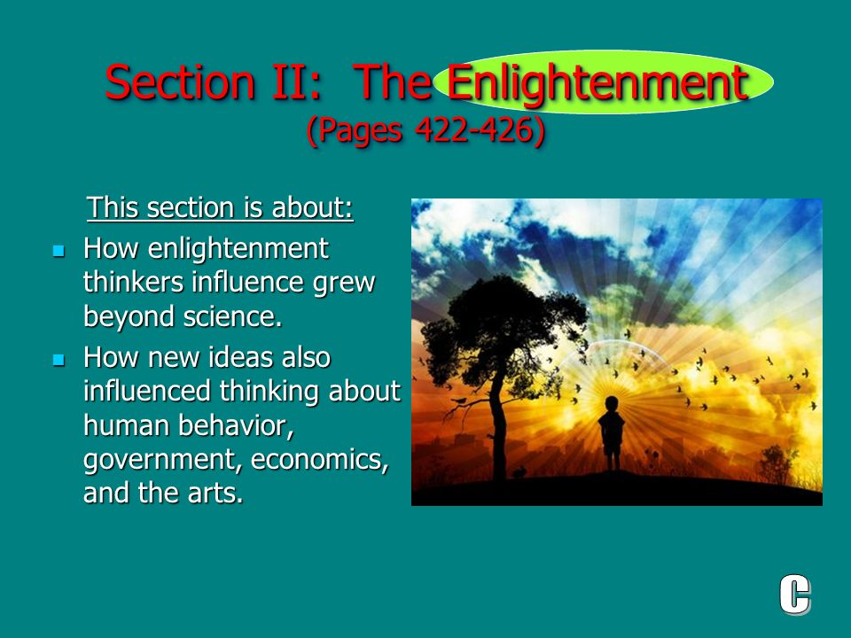 the enlightenment s influence on today s government George washington and enlightenment ideas  based ideas for educating america's youth in the science of government  the influence of enlightenment.