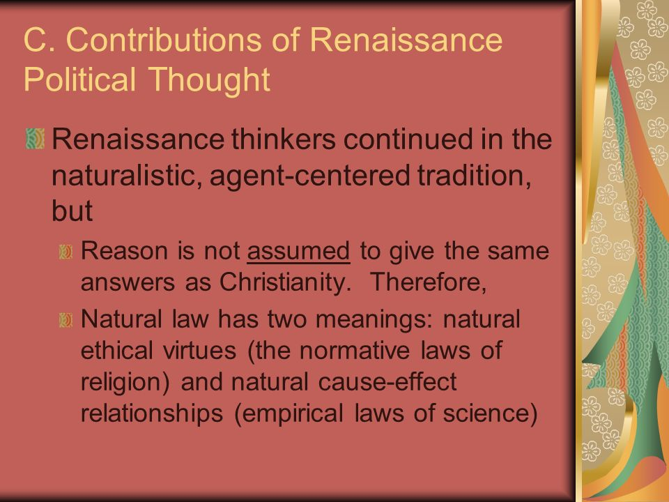 political science and religion relationship with the divine