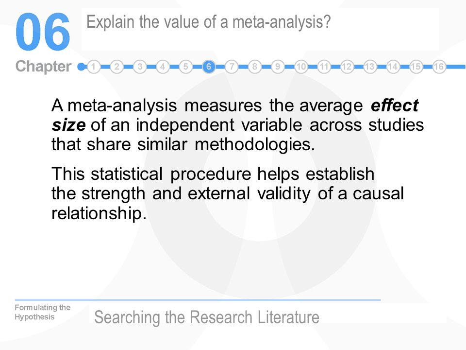 measure causal relationship research