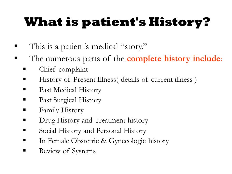a guide to taking a patient s history Taking history from a patient is a skill necessary for examinations and afterwards as a practicing doctor,  10 min ute s history taking foreword.