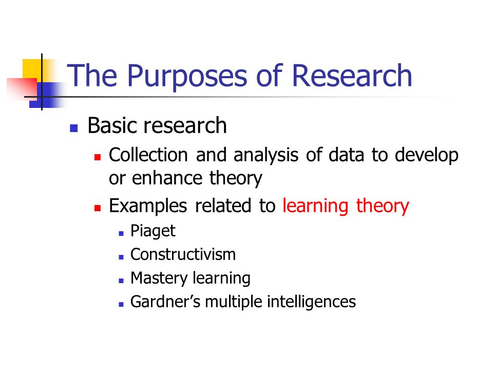 11.1 The Purpose of Research Writing