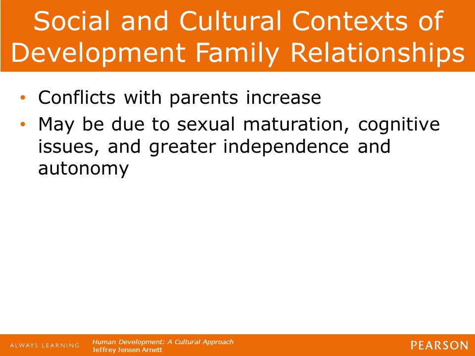 social issues and relationship development in scma