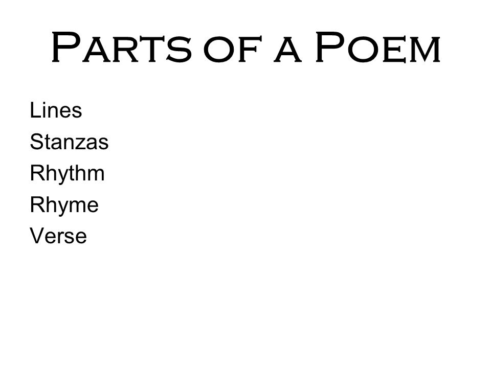 Poetry Literature written with an imaginative awareness of ...