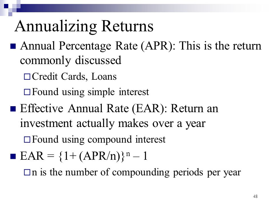 What is a credit card interest rate? What does APR mean?
