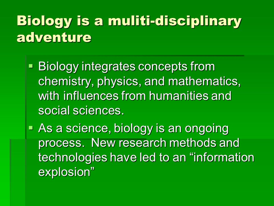 biology new technology Biology (ms), at new jersey institute of technology in ,  view the best master degrees here.
