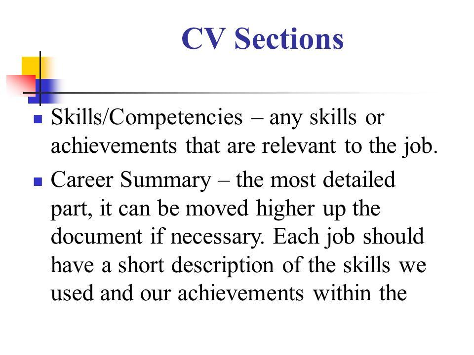 career achievements