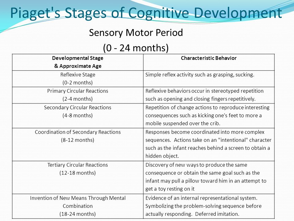 Toys For Developmental Stages : Cognitive development ppt video online download