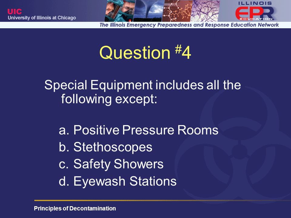 All Of The Following Are Principles Of Design Except : Principles of decontamination ppt video online download