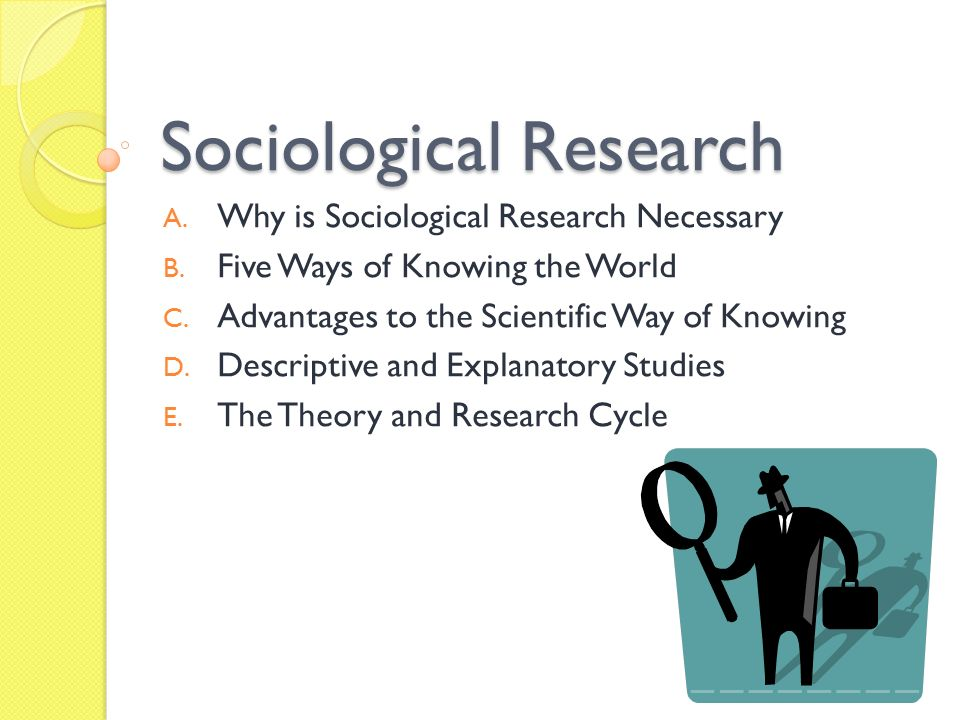 research study ideas