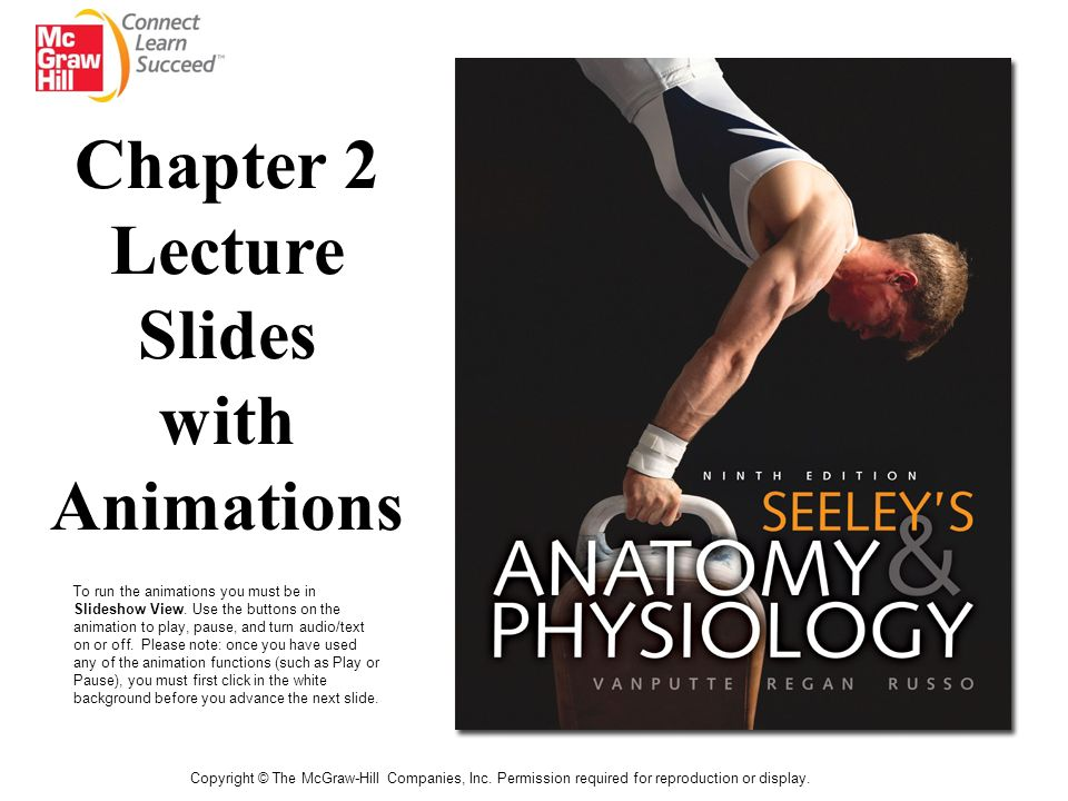 Fein Mcgraw Hill Anatomie Und Physiologie Animationen Zeitgenössisch ...
