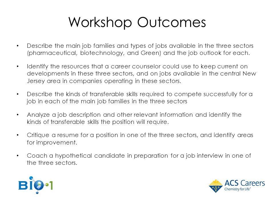 3 workshop