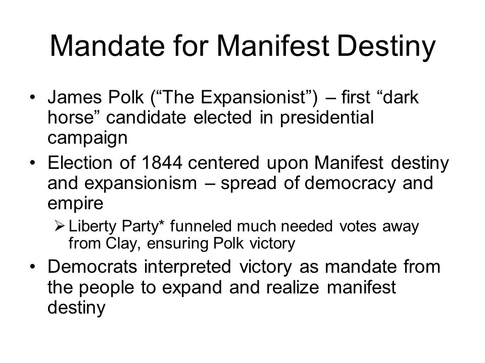 manifest destiny and sectional conflict Home pros and cons 12 impressive pros and cons of manifest destiny 12 impressive pros and cons of manifest destiny destiny 1 it brought about war and conflict.