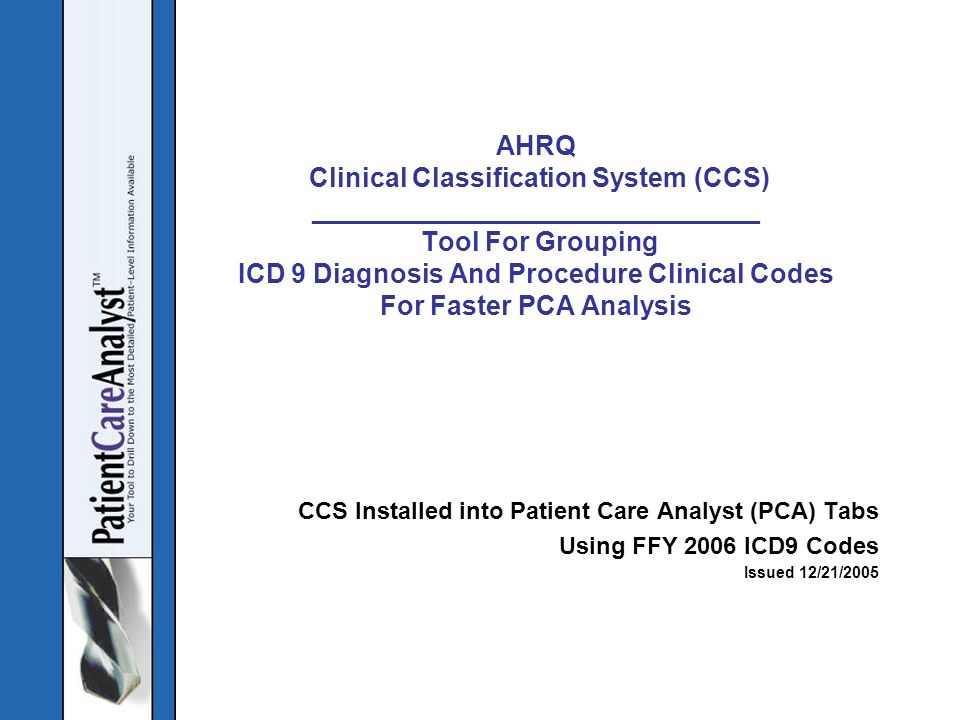 ahrq clinical classification system (ccs) tool for grouping icd 9, Muscles