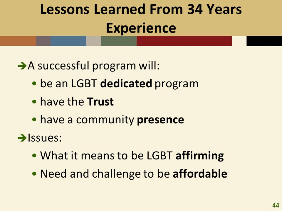 lessons learned from the american experience Submit an article journal homepage.