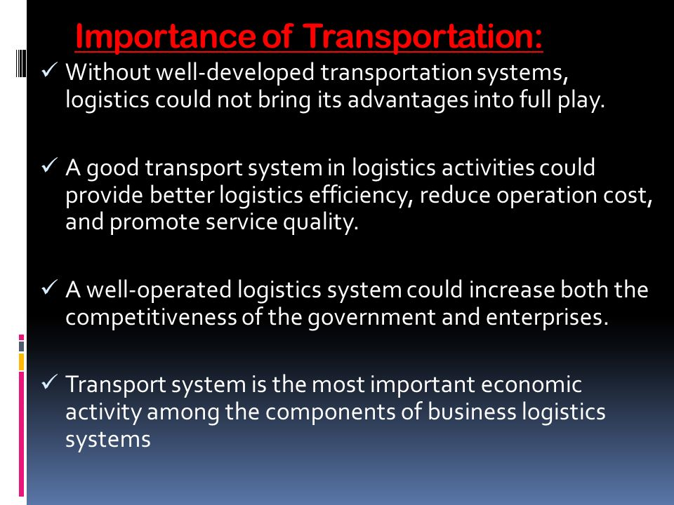 Logistics: What It Is and Why It's Important to Your Company