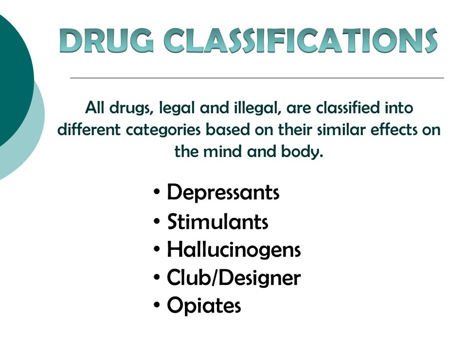 ILLEGAL DRUGS. - ppt download