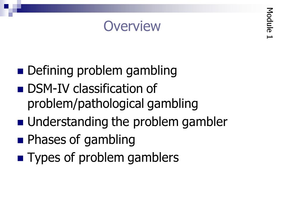 Pathological gambling definition casino in turks and caicos