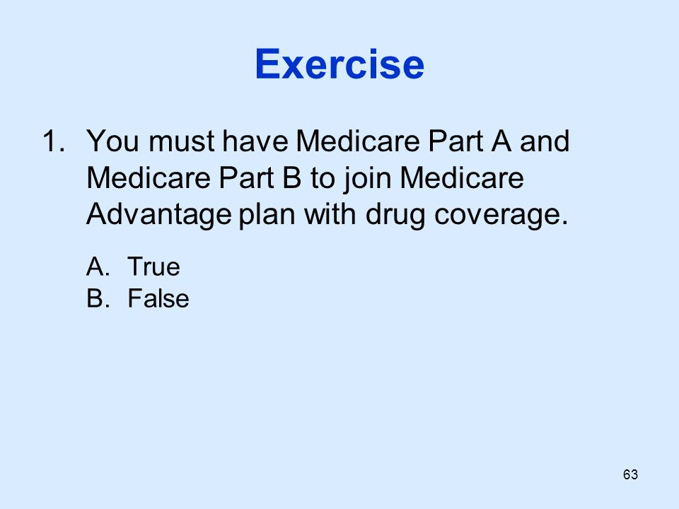 Welcome to medicare hi welcome to this session on medicare ppt you must have medicare part a and medicare part b to join medicare ccuart Image collections