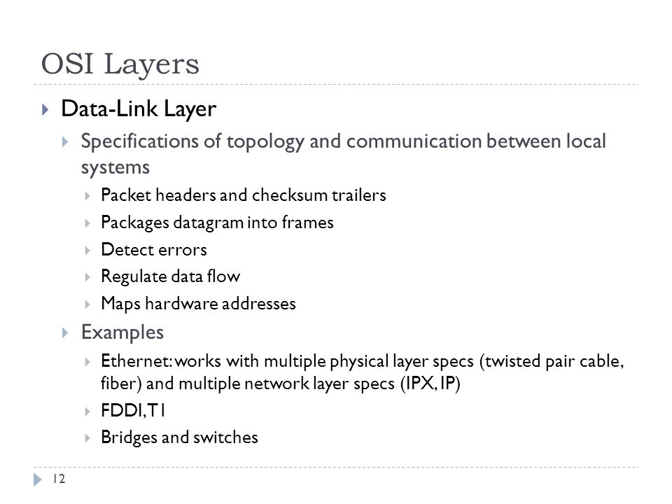 The osi model and transmission control protocol essay
