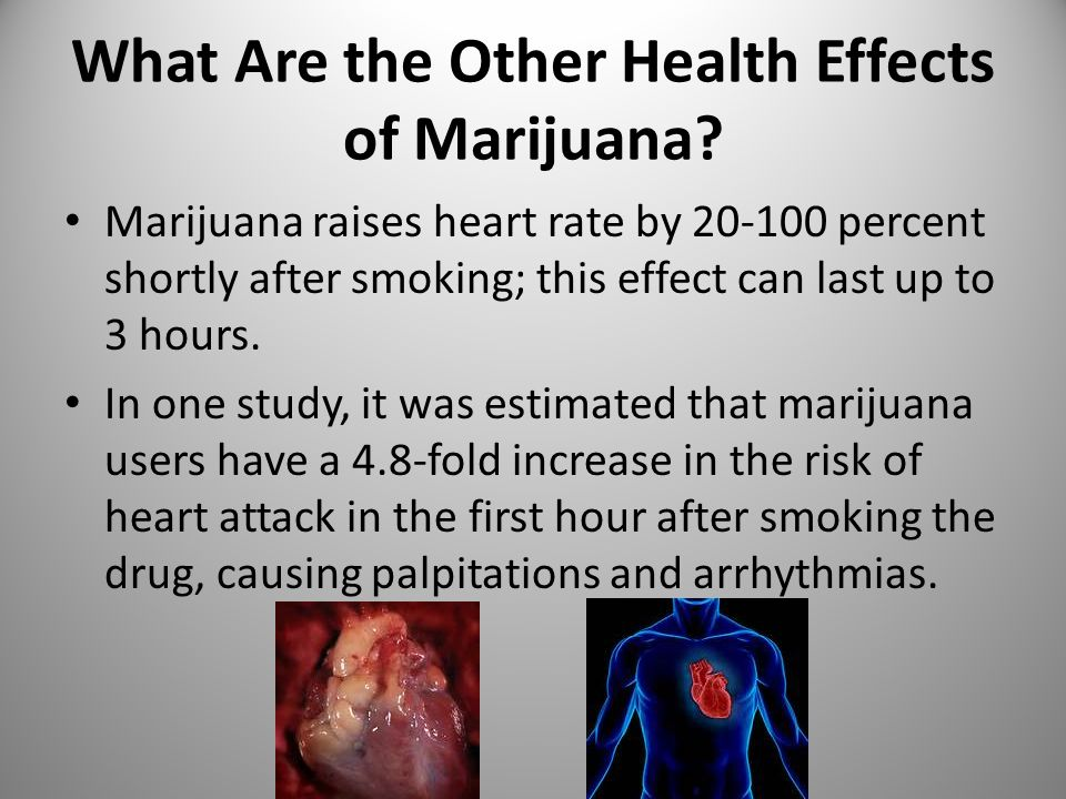 an analysis of the effects of marijuana smoking Effects of chronic marijuana use on human cognition  effects of marijuana smoking on cognition and their  selective reminding for analysis of memory.