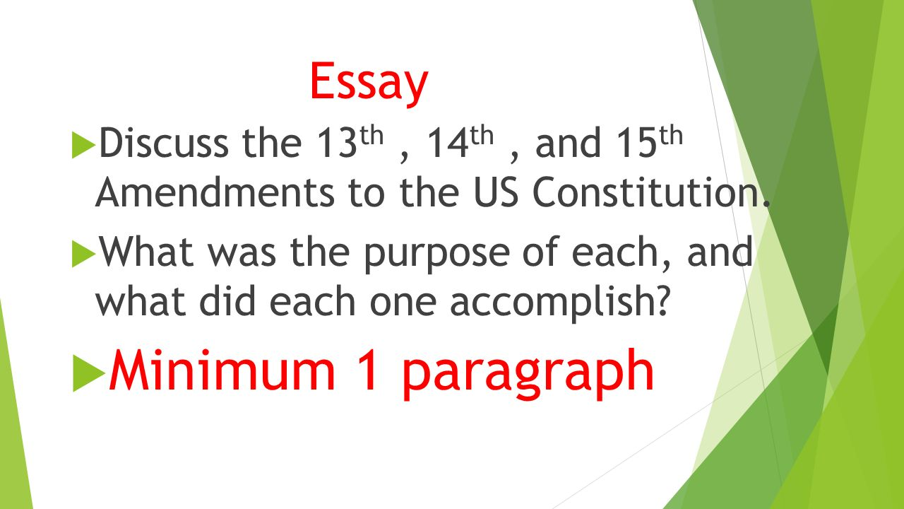 Th Amendment Essay  Herb Garden Design also Process Essay Example Paper Student Life Essay In English