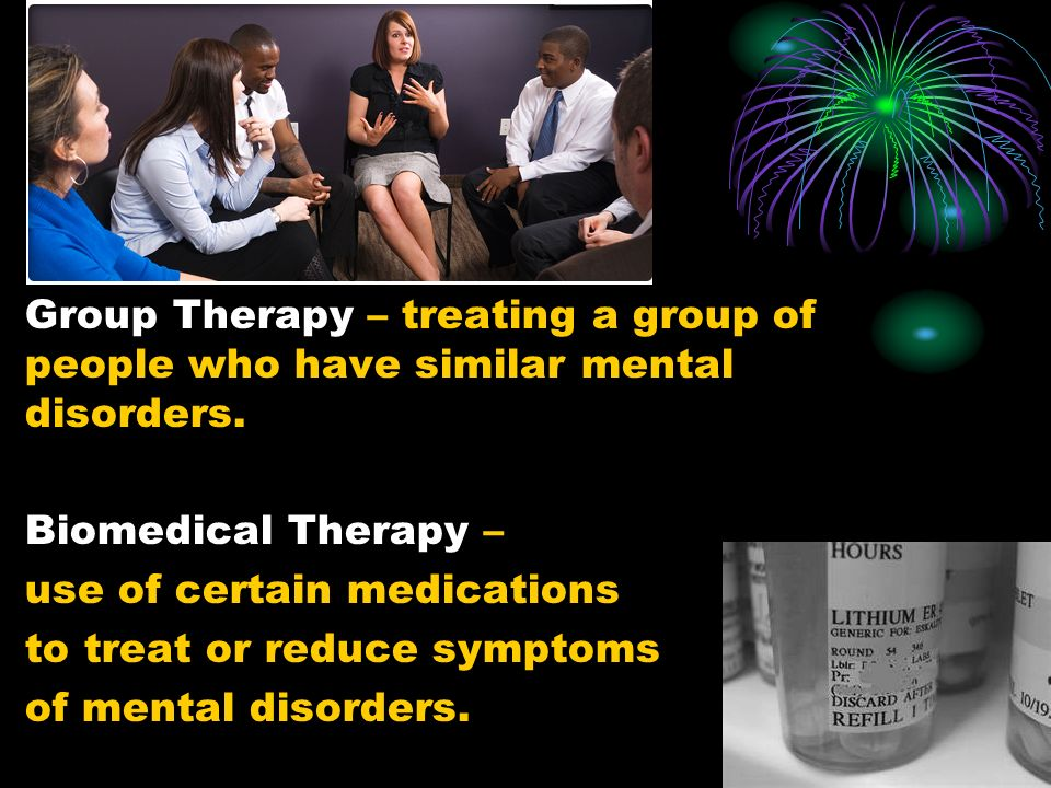 a discussion on the treatment of people with mental illnesses Stigma around mental health can keep people from seeking help or following a   for an event on new treatments for seasonal affective disorder in 2006  for  discussing a variety of mental health issues, and getting people.