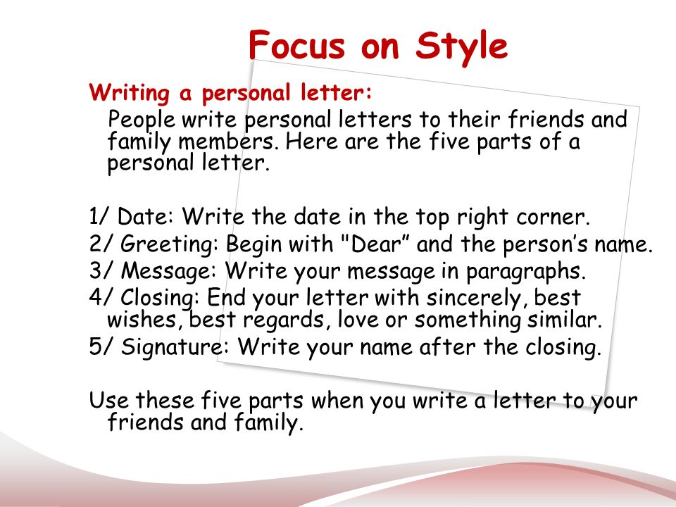 49+ Friendly Letter Templates – PDF, DOC