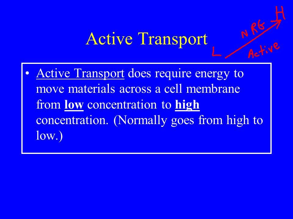 does nacl require a transport protein for diffusion Q1€€€€€€€€€ (a)€€€€ give two ways in which active transport is different from facilitated diffusion 1.
