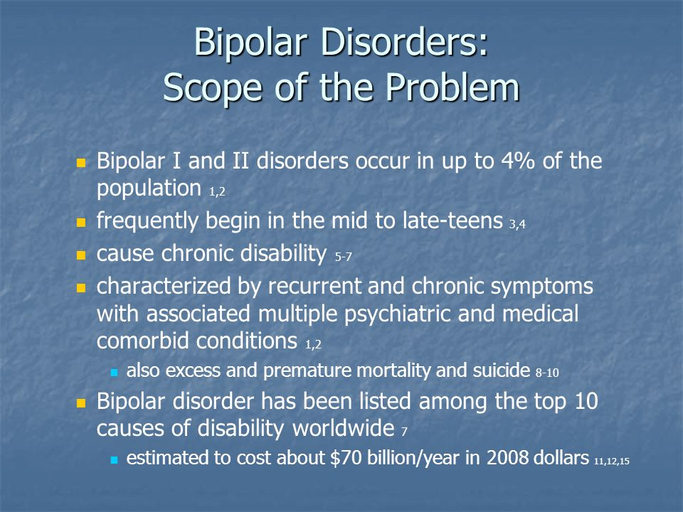 bipolar teens help for with