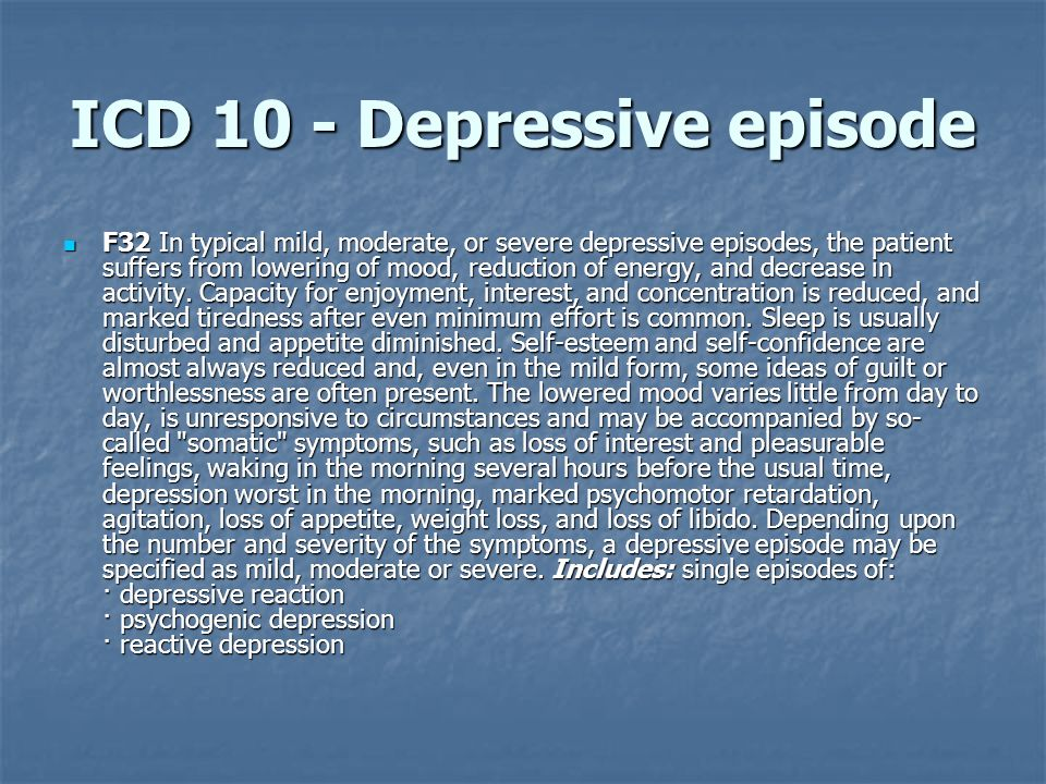 appetite change icd 10